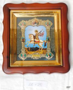 святой Георгий победоносец икона