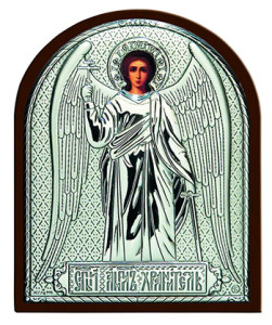 иконы из серебра