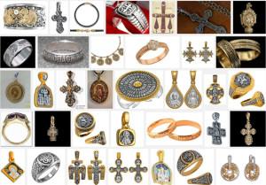 православные украшения в магазинах