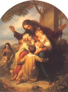 Hristos-i-deti