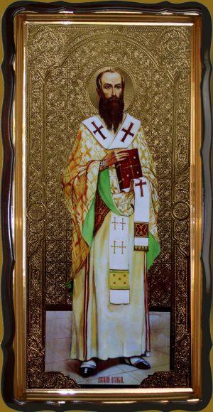 Святитель Василий Великий 120х60см