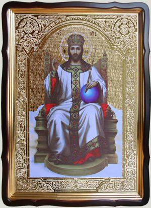 Царь Славы без предстоящих 80х60см (110х80см)
