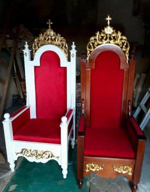 Купить недорогой трон для Архиерея