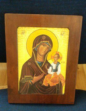 Ікона для дому Волинська Богородиця