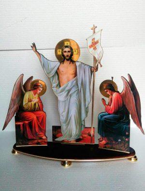Воскресение Христово аналойное 60х50см
