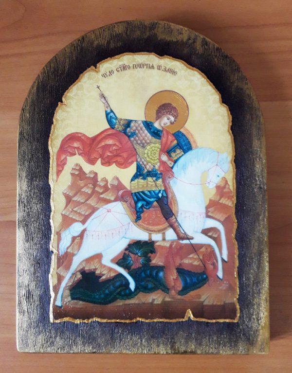 Ікона церковна Святий Георгій