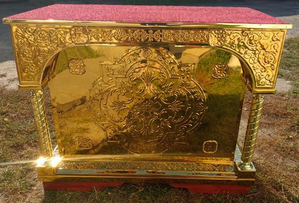 Панихидный стол для храма (120*60см