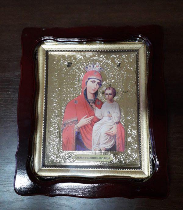 Икона Божией Матери Избавительница 35х30см