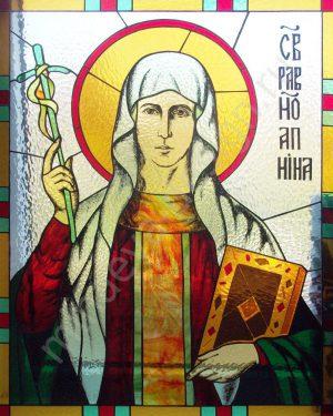 Церковные Витражи на заказ (пленка oracal)