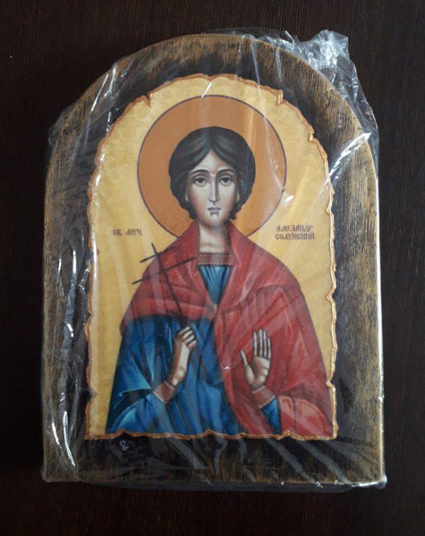 Святий мученик Александр Солунский
