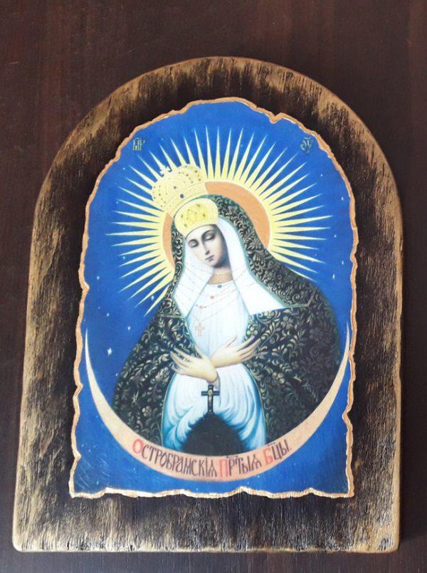 Ікона подарункова Остробрамська Богородиця