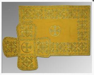 Покровцы с воздухом комплект (желтый)