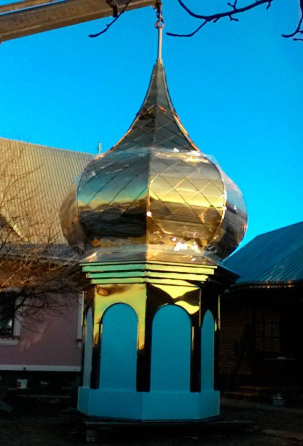 Купол большой из булата (спецзаказ)
