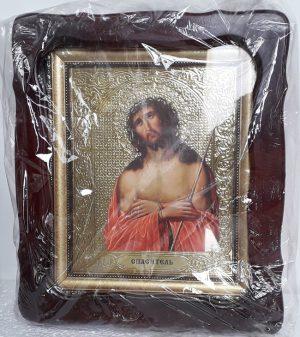 Икона Иисус Христос в терновом венце 35х30см