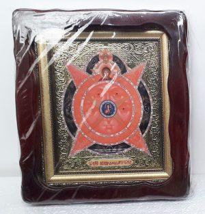 Икона церковная Всевидящее Око 35х30см