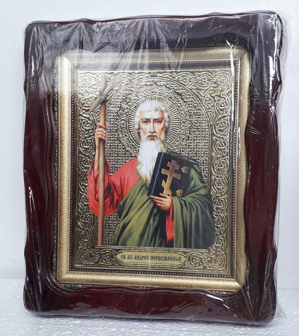 Икона Апостол Андрей Первозванный 35х30см
