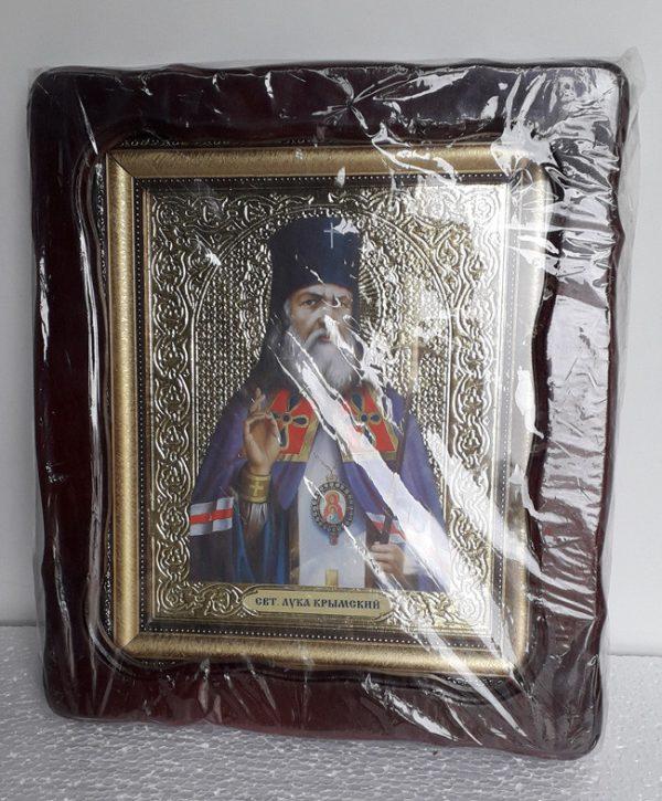 Икона поясная Святитель Лука Крымский 35х30см