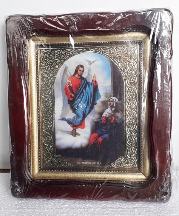 Благовещение Пресвятой Богородицы 35х30см