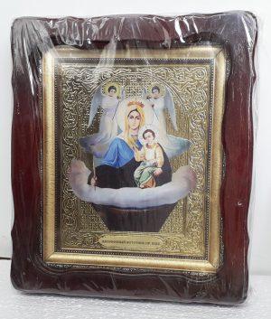 Икона Богородицы «Живоносный Источник» 35х30см