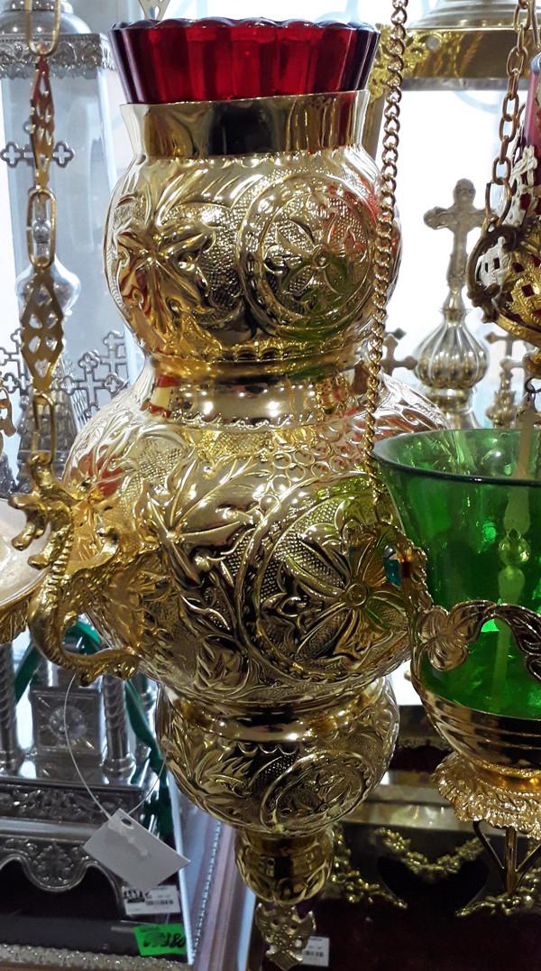 Неугасимая лампа кандило (Греция)