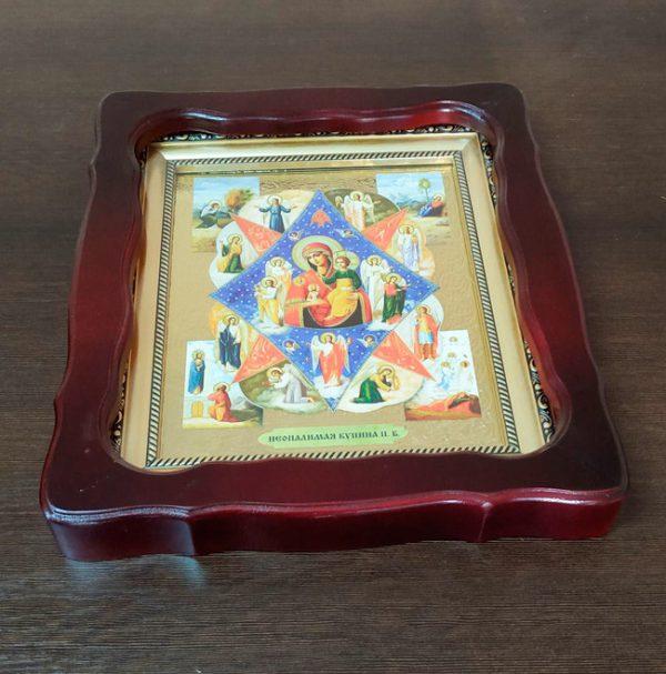 Икона Неопалимая Купина 35х30см
