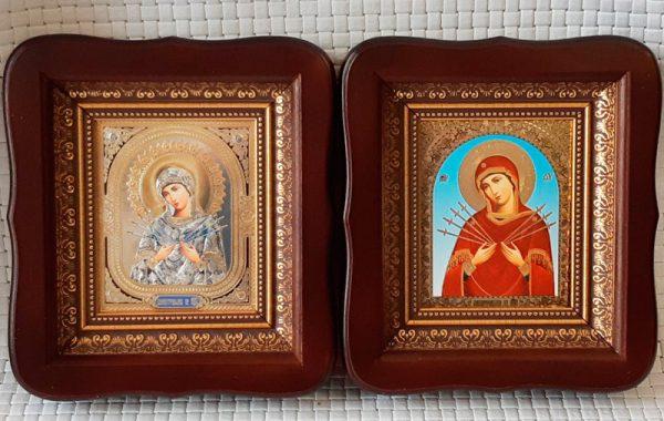 Иконы Божией Матери в магазине 23х26см