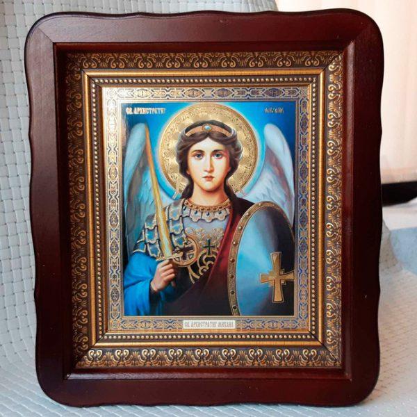 Икона Ангела Хранителя для дома 23х26см