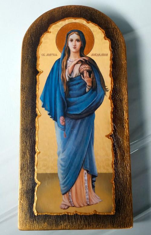 Ікона Свята Марія  Магдалина
