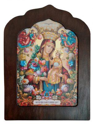 Ікона Благоуханний цвіт - ікона Богородиці