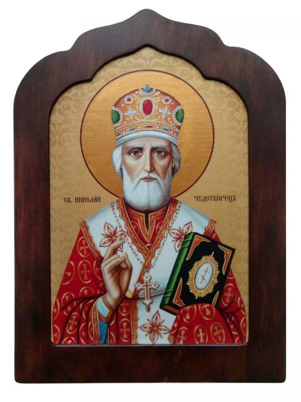 Ікона православна Святий Миколай