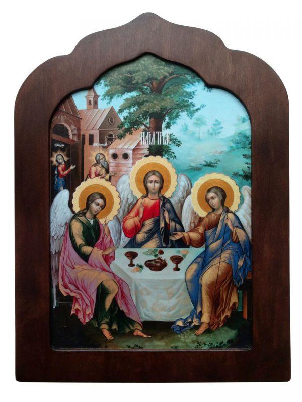 Ікона на дереві Свята Трійця