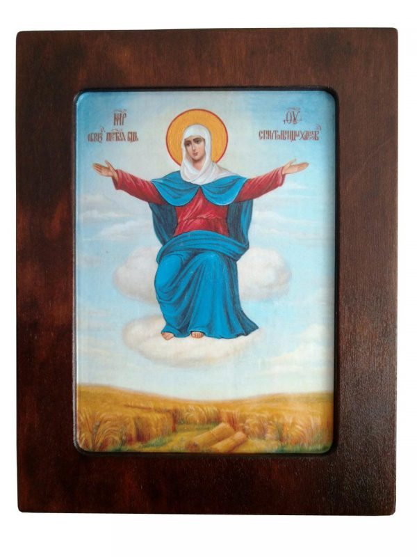 Ікона подарункова Спорительница  хлебов Пр. Богородица