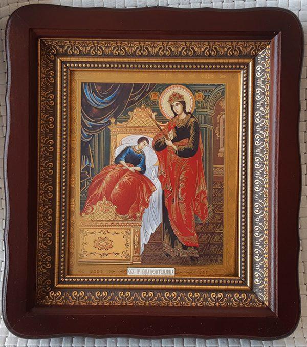 Икона Целительница Пресвятой Богородицы 23*26см
