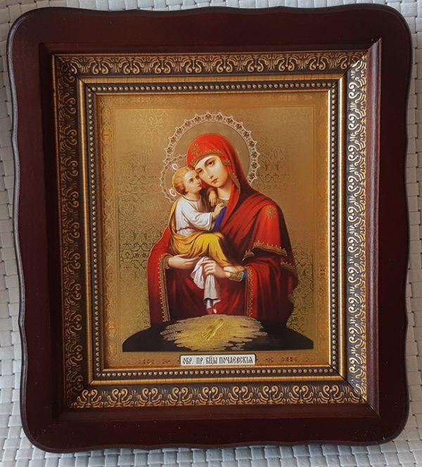 Икона Божией Матери Почаевская для дома либо на подарок 23*26cm