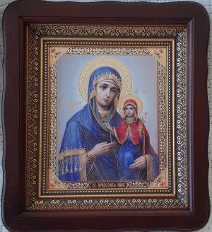 Икона Святая праведная Анна 23х26см