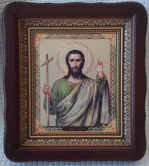 Пророк и креститель Иоанн Предтеча 23х26см