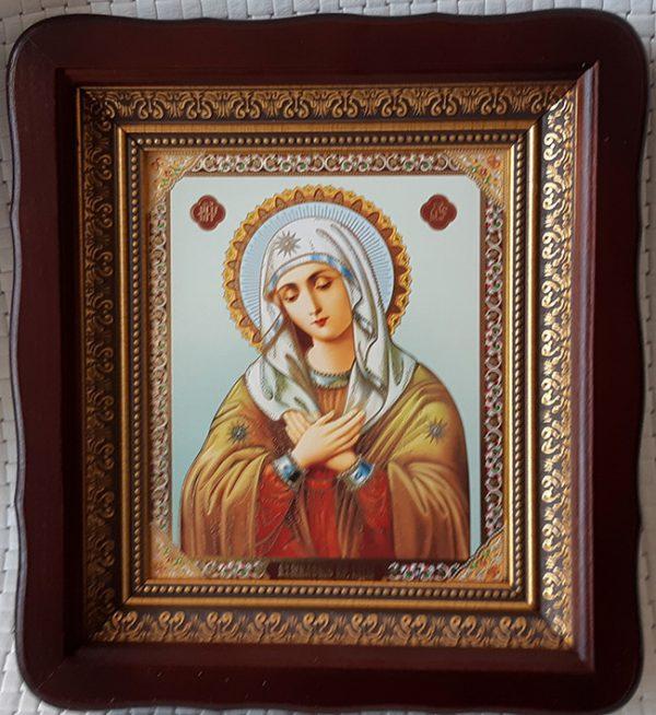 """Икона Божией Матери """"Умиление"""" для дома 23*26cm"""