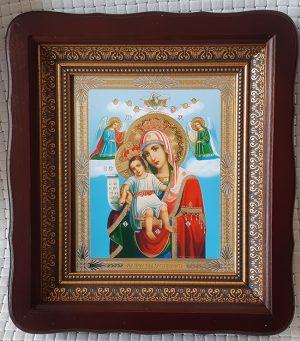 """Икона Божией Матери """"Достойно Есть"""" для дома 23*26cm"""