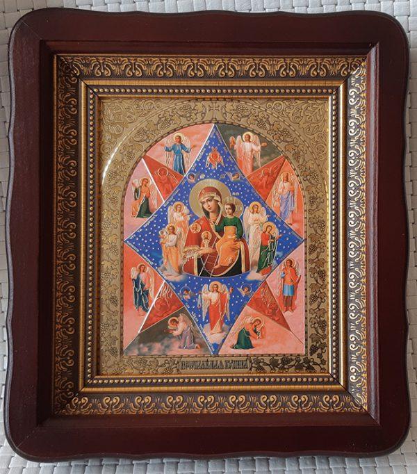 """Икона Божией Матери """"Неопалимая Купина"""" для дома 23*26cm"""
