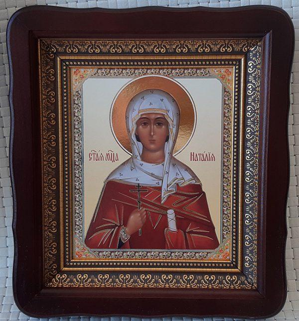 Икона Мученица Наталия Никомидийская для дома 23*26cm