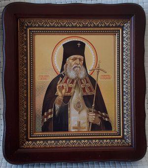 Икона святителя Луки Крымского для дома 23*26см