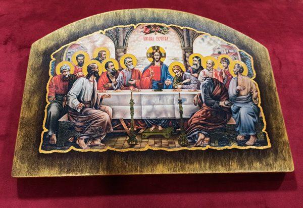 Ікона для дому Тайна  вечеря 35х25см