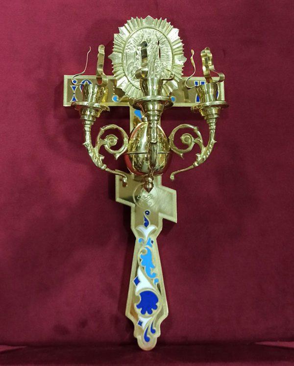 Пасхальный крест для священника (новый)