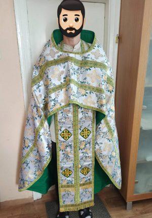 Облачение священника на праздники 54р. длина 146см