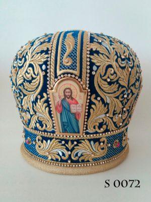 Церковный головной убор для священнослужителя