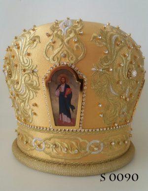 Высокий головной убор священника заказать