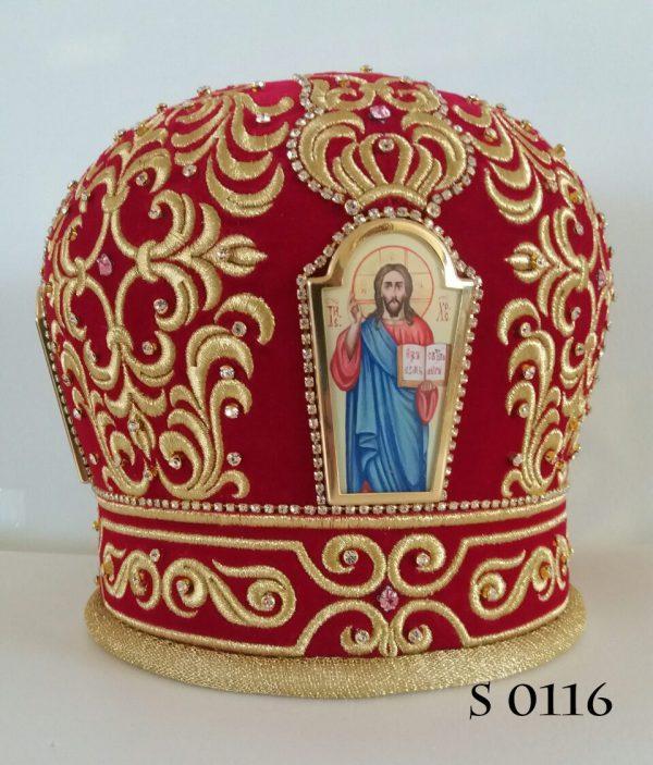 Купить митру священника в Украине по каталогу