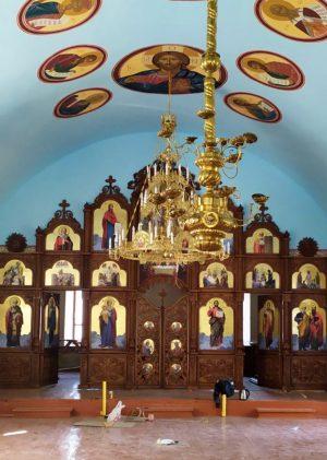 цвет под лак (установлен в Одесской области)