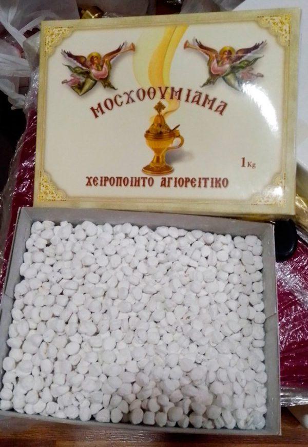 "Ладан ""миро"" из Греции фасовка 1кг и 500 грамм"