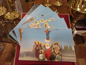 Иконы праздников (6 шт).